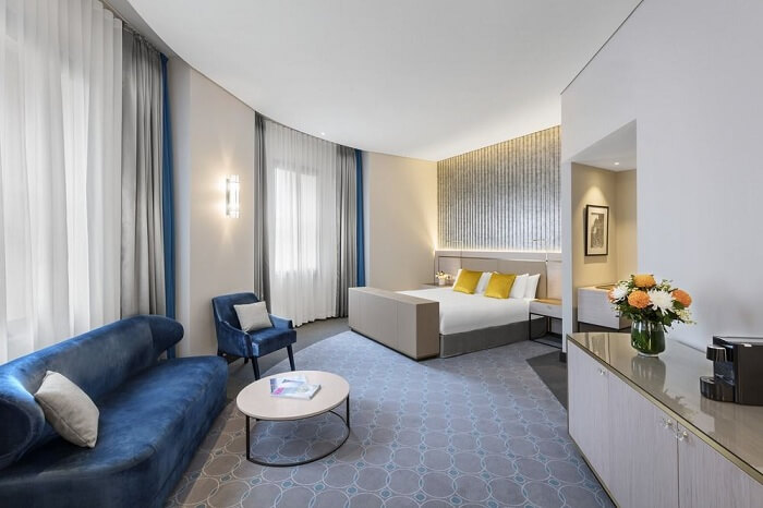 Radisson Blu Plaza Hotel in Sydney