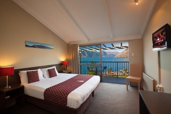 Room in Aspen Hotel Queenstown