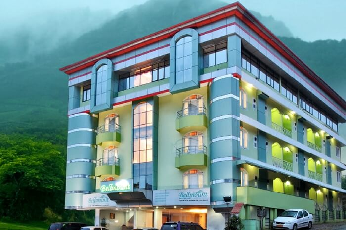 Bellmount Resorts is a perfect budget stay in Munnar