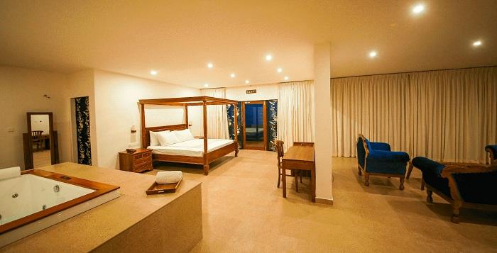 Golden Ridge Mountain Resort Munnar