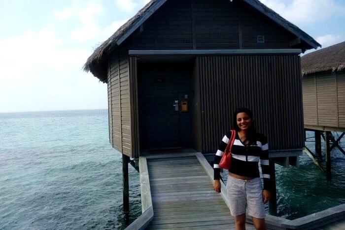 super villa in giraavaru island