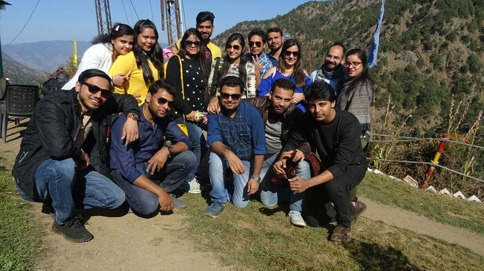 Photo session in Dhanaulti
