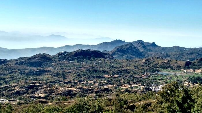 Natural beauty of Mount Abu