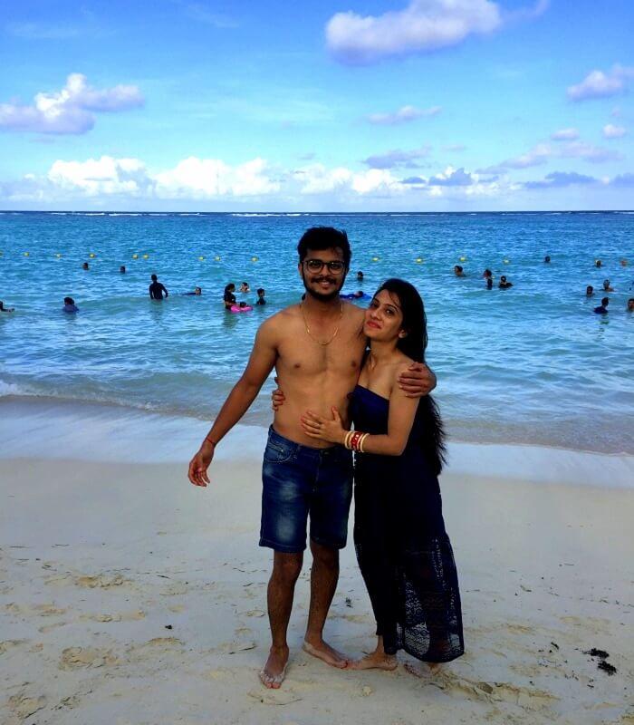 Beaches of Mauritius