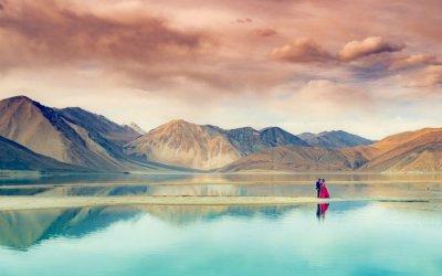 Ladakh couple
