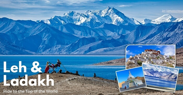 The best attractions in the Leh Ladakh tour