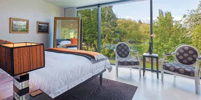 Room in Queenstown Park Boutique Hotel