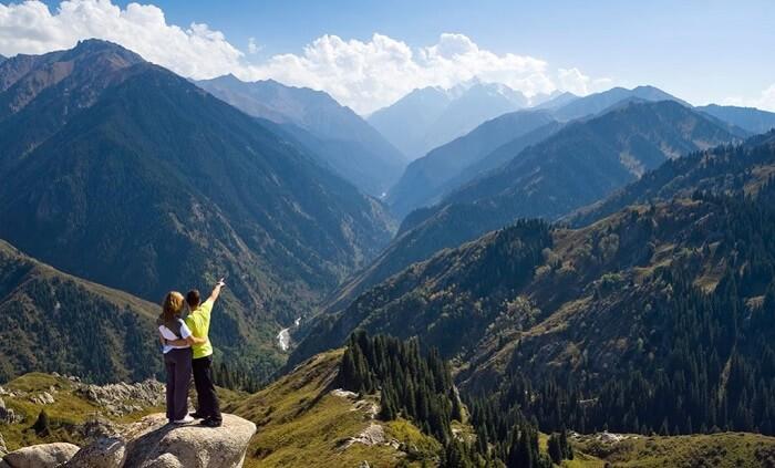 Trekking in Shillong