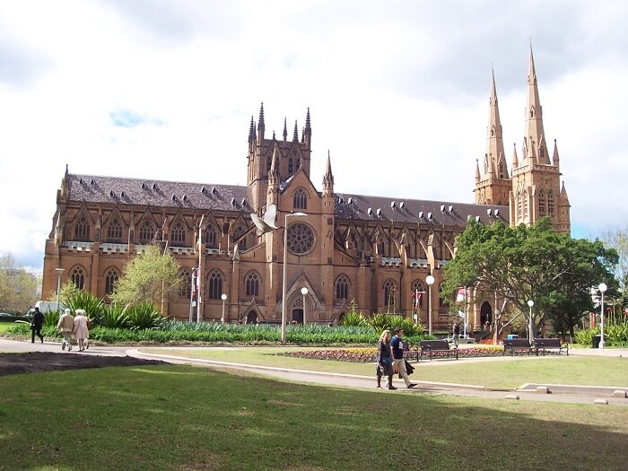 St. Mary's Cathedral australia