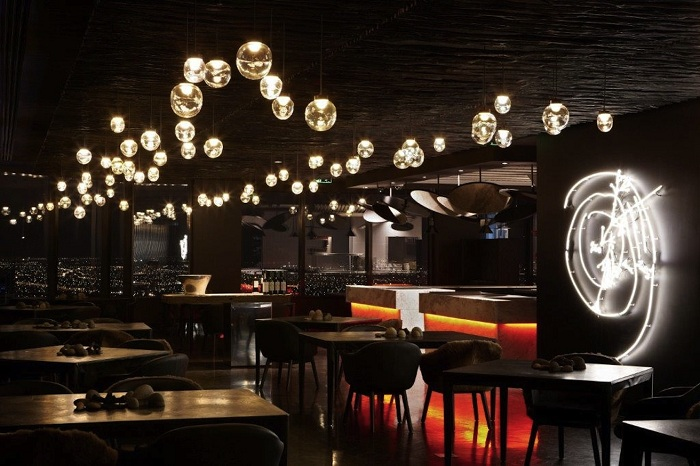 Vue de Monde Restaurant in Melbourne