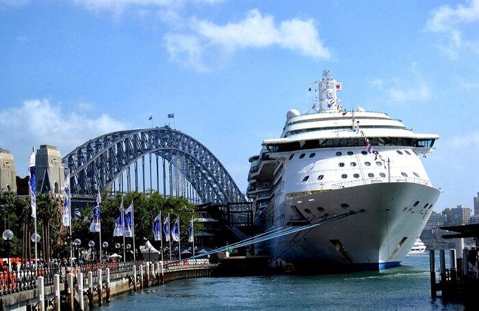 harbor cruise sydney