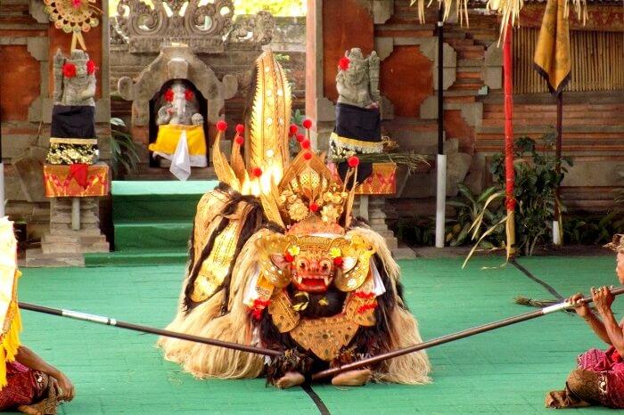 Local Balinese Dance