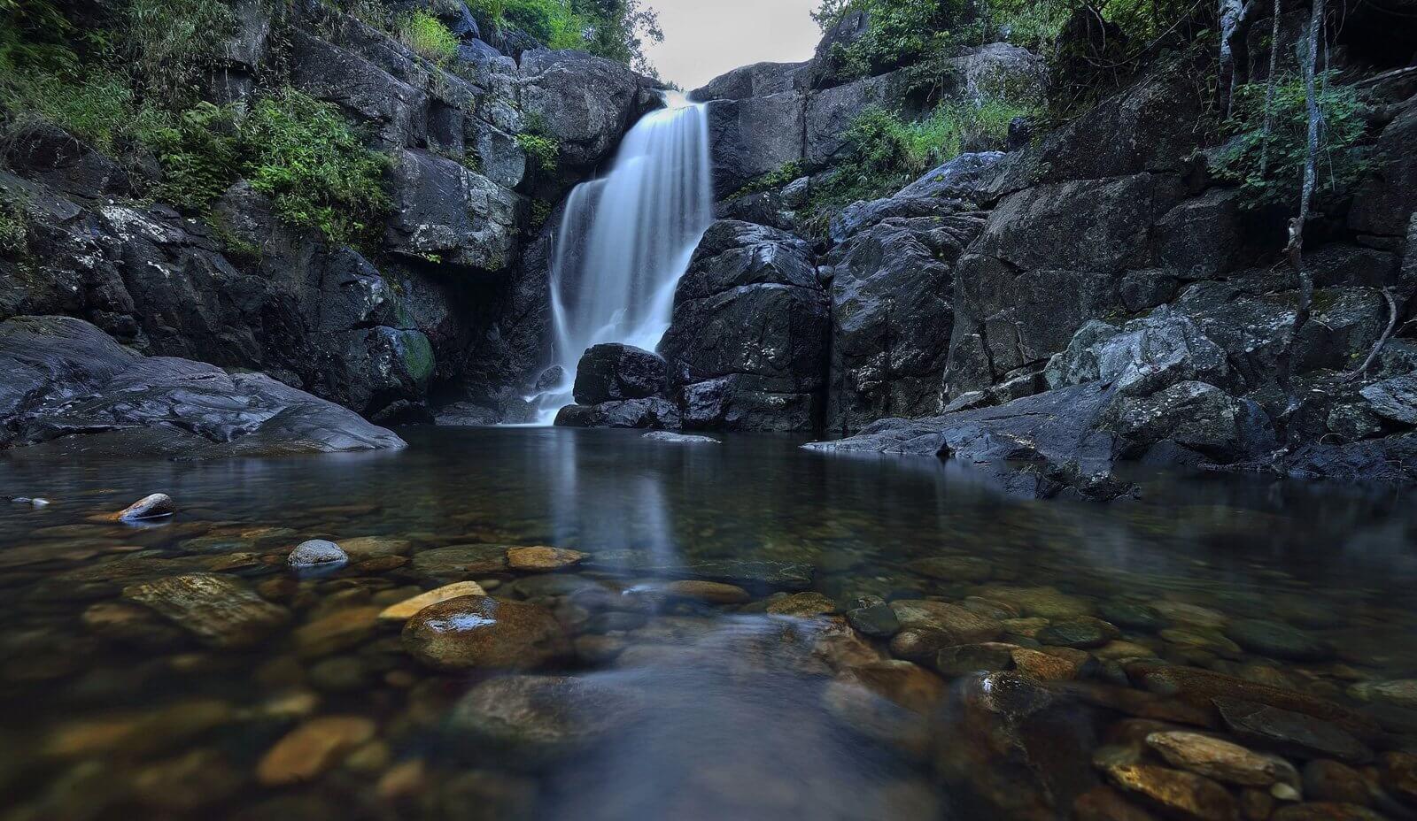Talakona Waterfalls