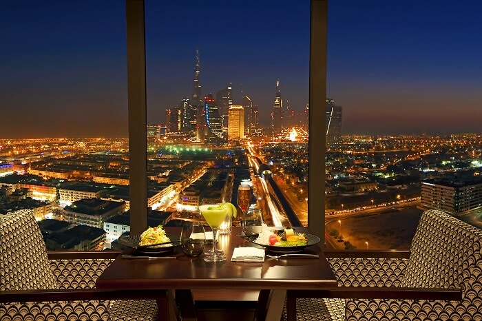 Kris With A View Restaurant, Dubai