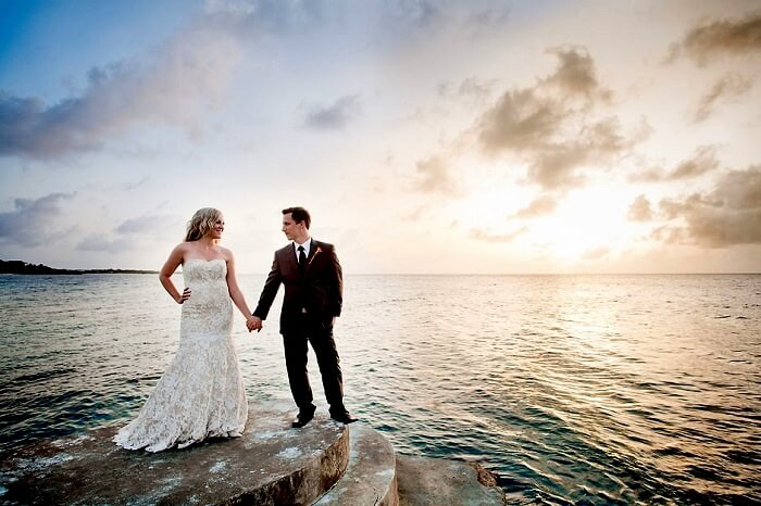 North American Wedding Photography in Anguilla