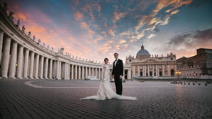 Where To Get Married In Italy: Best Wedding Destinations In The World