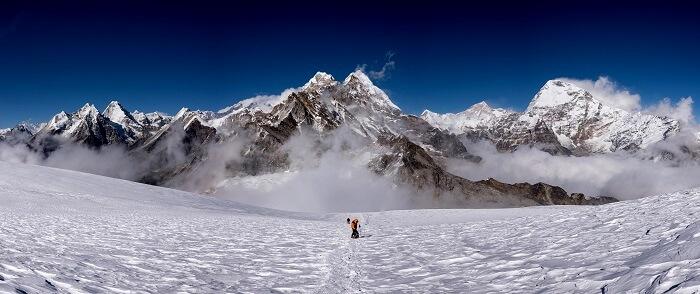 Himalayan Range India