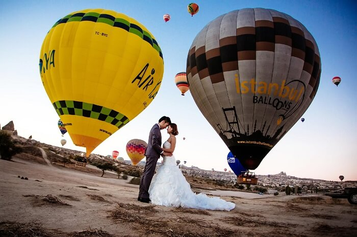 Cappadocia Wedding Photography, Turkey