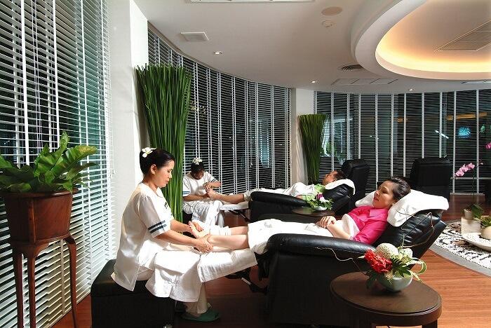 Japanese Onsen Bath Bangkok