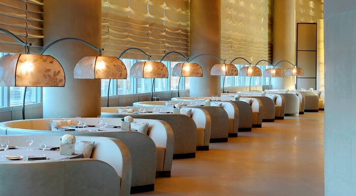 Armani Ristorante, Dubai