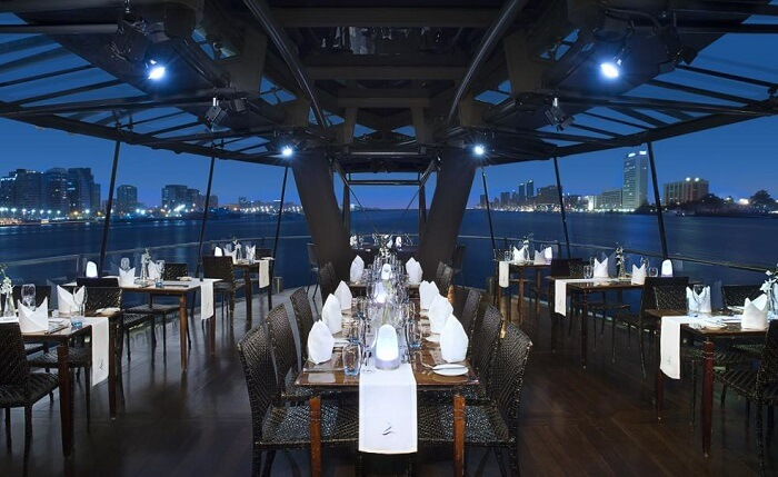 best romantic dining in dubai