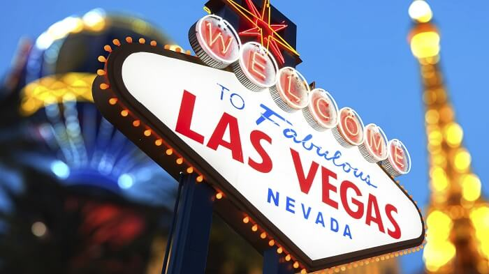 How to reach Las Vegas