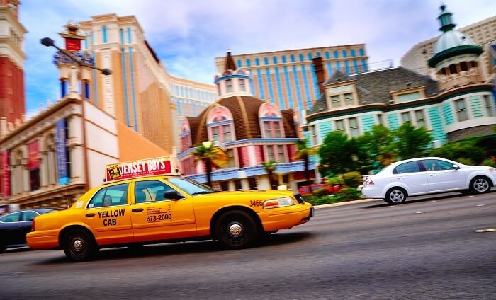 The Las Vegas Taxi