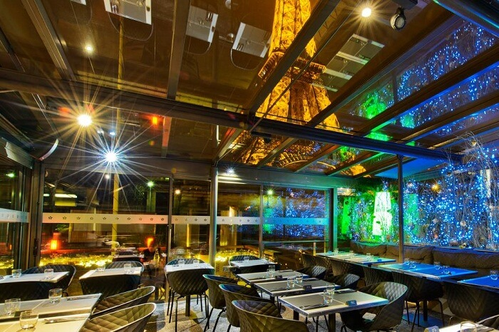 Italian Restaurants Near Eiffel Tower