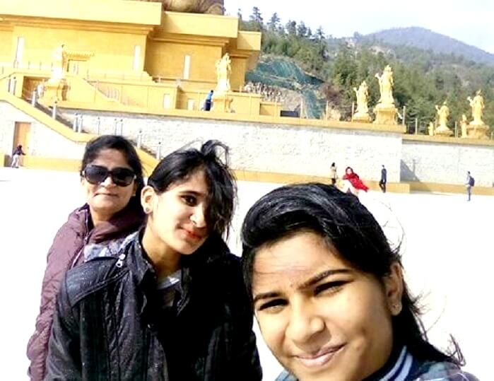 Sightseeing in Thimphu