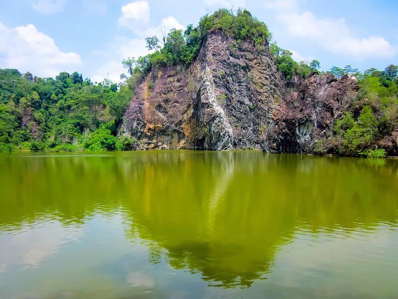 Bukit Batok Town Park or Little Guiline