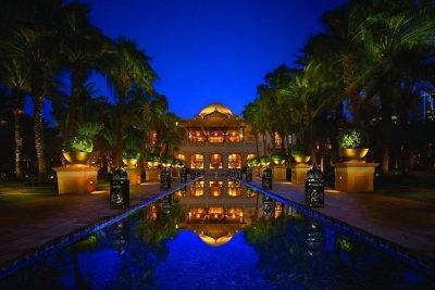 Romantic Hotel in Dubai