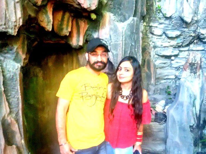 Couple in Kuta
