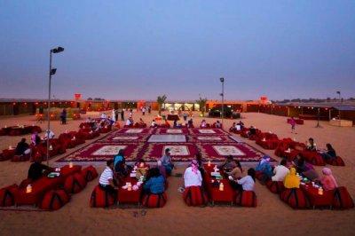 Bedouin Camp in Dubai