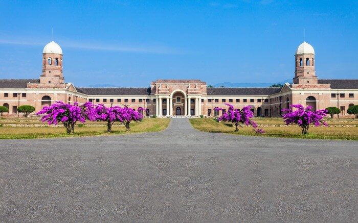 Forest Research Institute premises