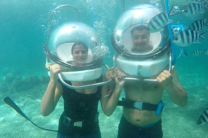 Mauritius snorkeling