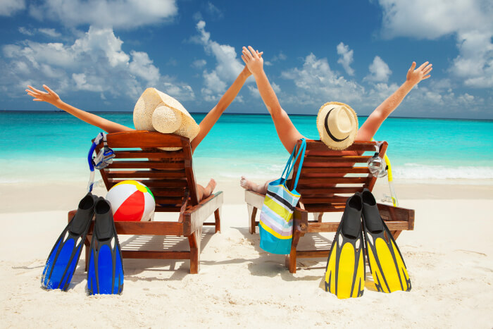 Beaches with cheap hotels