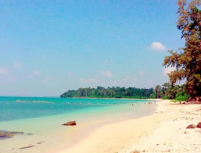 Best beach in Andaman