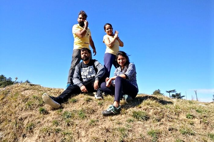 friends in kanatal