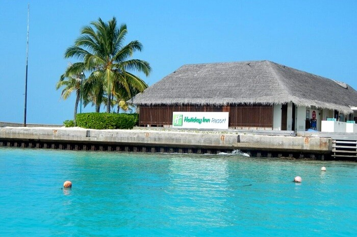 holiday inn maldives