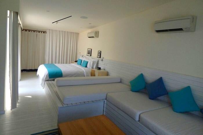 accommodation in maldives