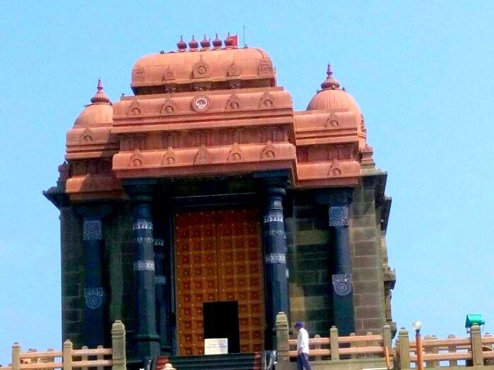 Sightseeing in Kanyamumari