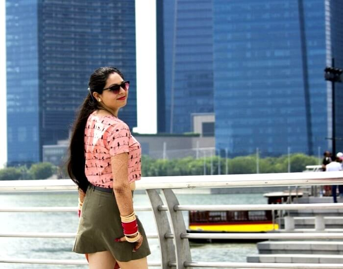 Singapore bay area