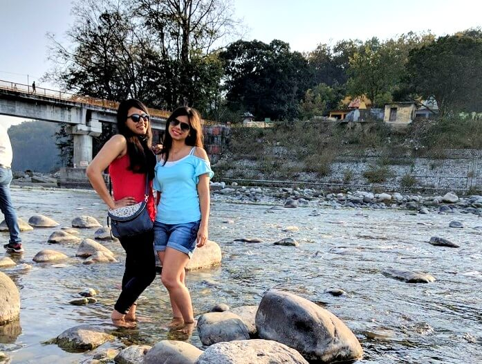 Weekend fun in Jim Corbett park