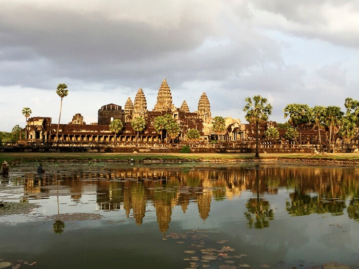 Beautiful Angkor Wat