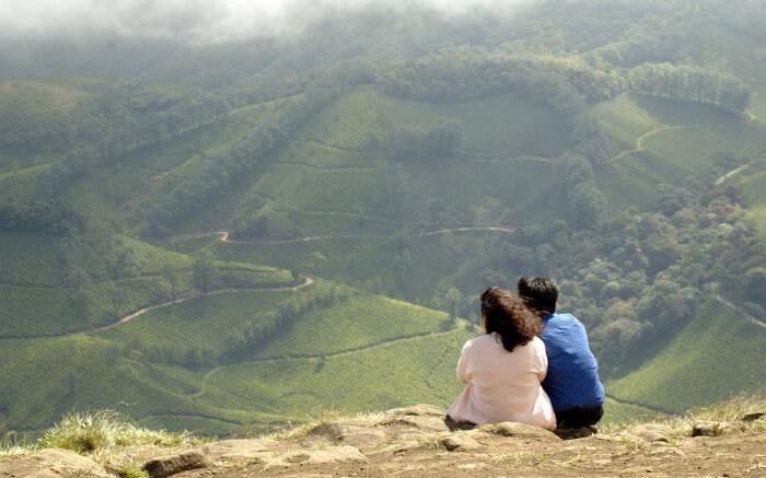 A couple in Kerala