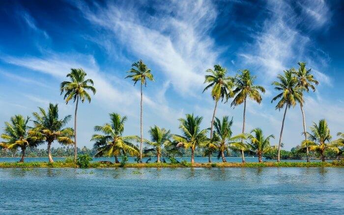 Landscape of Kerala