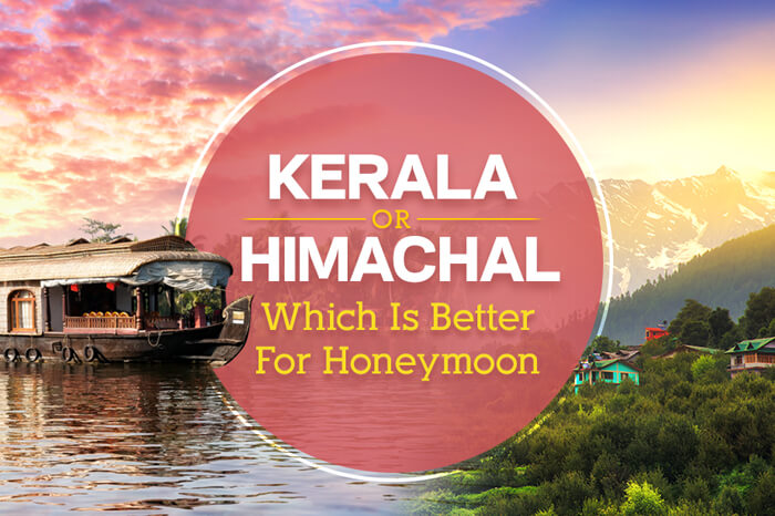 Cover image for Kerala Vs Himachal for honeymoon
