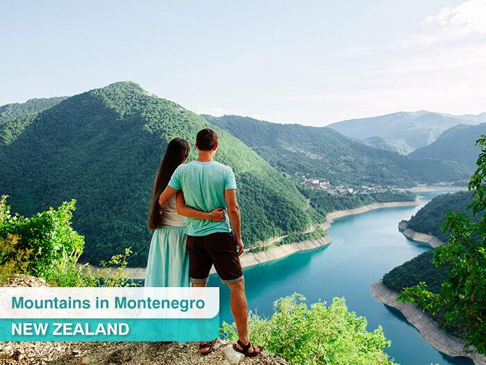 Image showing landscape of New Zealand