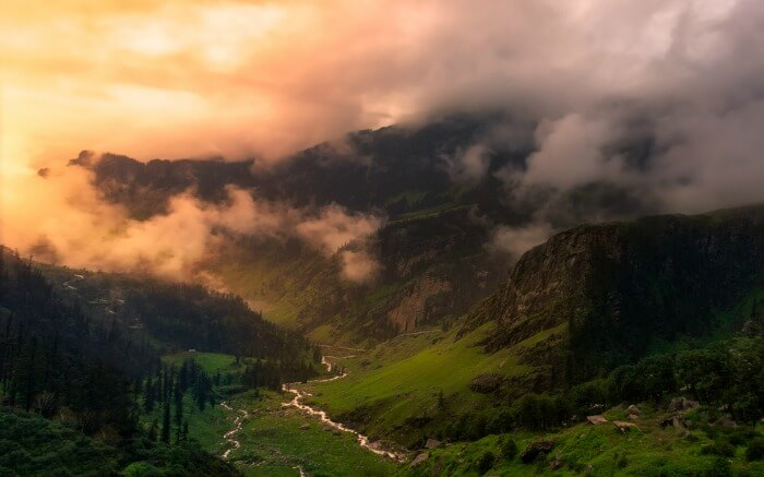 Scenic Himachal Pradesh
