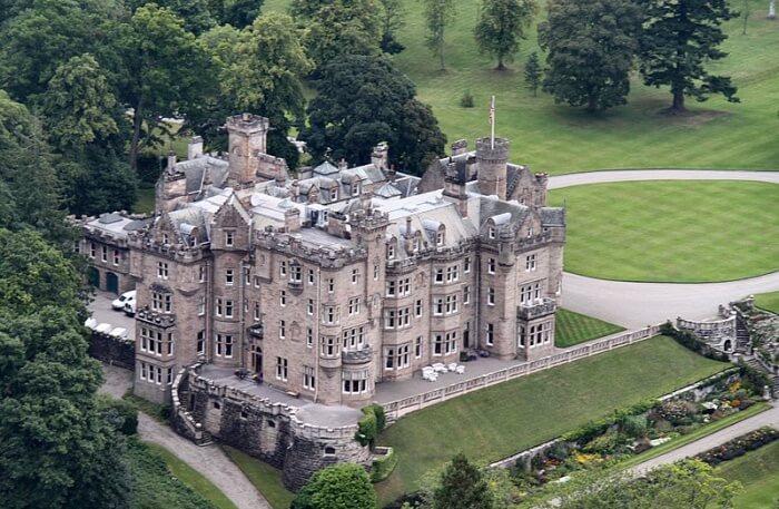 Skibo Castle in Scotland